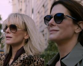 Critically Speaking: 'Ocean's 8' only thrills and entertains you in parts
