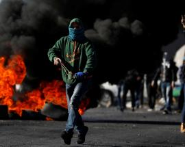 'Day of Rage' in West Bank
