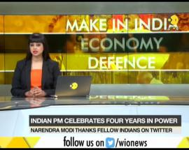 Amit Shah hails Modi govt's achievements on the occasion of 4th anniversary