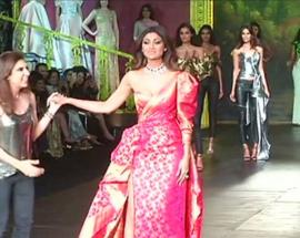 India Couture Week: Shilpa Shetty, Aditi Rao sets the ramp on fire