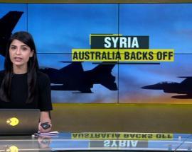 Australia suspends air missions over Syria (WION Gravitas)