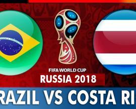 FIFA World Cup 2018: All eyes on Neymar as Brazil take on Costa Rica