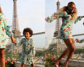 6 times Beyonce and Blue Ivy's twinning game was on point