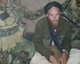 German man from Frankfurt' arrested with Afghan Taliban