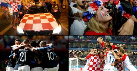 FIFA World Cup 2018 | France vs Croatia: Road to final