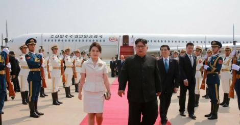 In Pics: China provides top security to North Korean leader Kim Jong-un