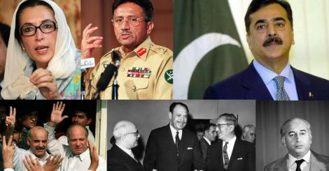 Pakistan election: Army's long history of political meddling