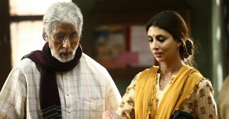 Shewta Bachchan: The father-daughter duo will enact the special bond they share on film for the first time