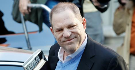 Movie producer Harvey Weinstein surrenders on sex assault charges