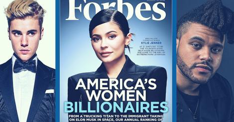 6 Youngest, Richest Celebrities And Their Million Dollars