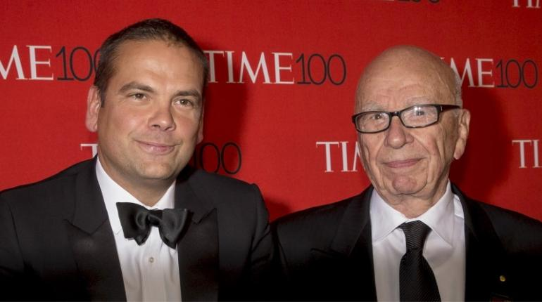 Ruper Murdoch's son Lachlan to be CEO of new Fox